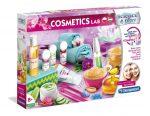 Kozmetikai labor - Tudományos készlet Lányos játék - Clementoni