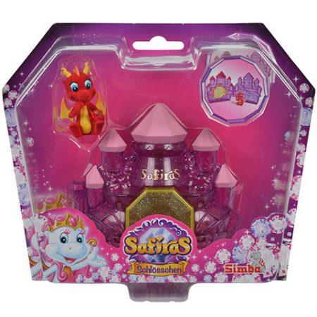 Safiras mini kastély játék többféle változatban