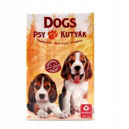 Kedvenceink a kutyák kártyajáték Cartamundi