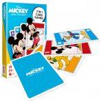 Mickey egér  Fekete Péter és memória kártyajáték - Cartamundi