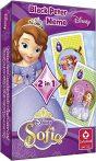 Disney Szófia hercegnő memória és Fekete Péter kártyajáték - Cartamundi