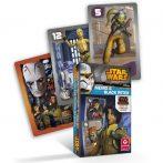 Star Wars Rebels memória és Fekete Péter kártya - Cartamundi