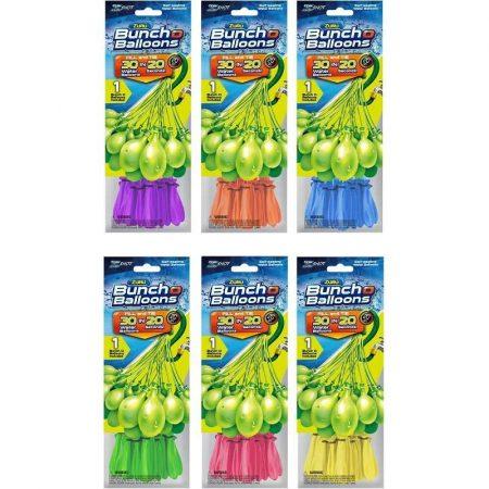 Buncho Balloons vízzel tölthető lufi 30 db-os