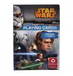 Star Wars episode I-III játékkártya - Cartamundi