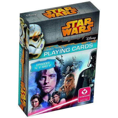 Star Wars episode IV-VI játékkártya - Cartamundi