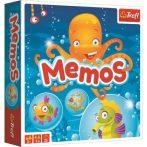 Memóriajáték - Víz alatt - Trefl