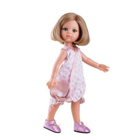 Játékbaba nagykereskedés - Játékbaba hajas baba Carla Paola Reina