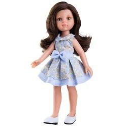 Játékbaba nagykereskedés - Játékbaba hajas baba Carol Paola Reina