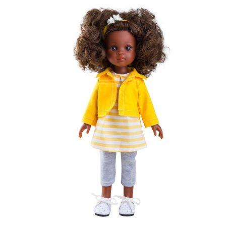 Játékbaba nagykereskedés -  Játékbaba hajas baba Nora Paola Reina