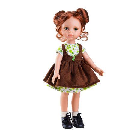 Játékbaba nagykereskedés -  Játékbaba hajas baba Cristi Paola Reina