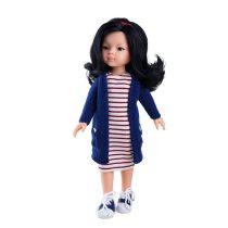 Játékbaba nagykereskedés -  Játékbaba hajas baba Liu Paola Reina