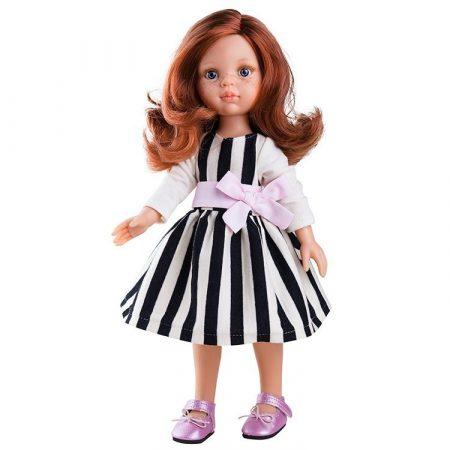 Játékbaba nagykereskedés - Játékbaba hajas baba Cristi 32cm Paola Reina