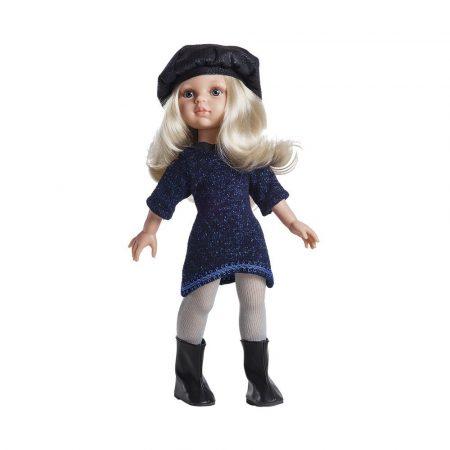 Játékbaba nagykereskedés - Játékbaba hajas baba Claudia Paola Reina