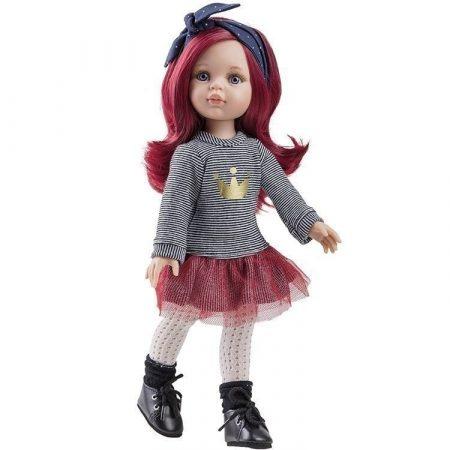 Játékbaba Paola Reina Dasha 32 cm