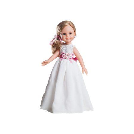 Játékbaba nagykereskedés - Játékbaba hajas baba Claire Paola Reina