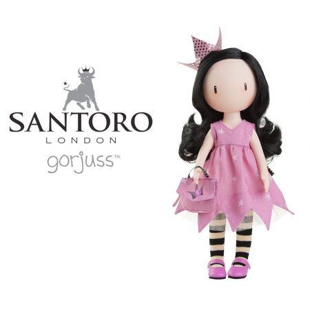 Santoro Gorjuss nagykereskedés - Gorjuss játékbaba Dreaming