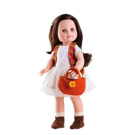 Játékbaba nagykereskedés -  Játékbaba hajas baba Emily 42cm Paola Reina