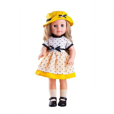 Játékbaba nagykereskedés -  Játékbaba hajas baba Emma Soy Tu Paola Reina