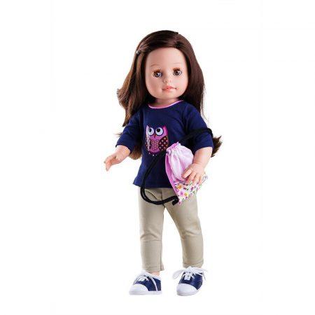 Játékbaba nagykereskedés -  Játékbaba hajas baba Emily Paola Reina