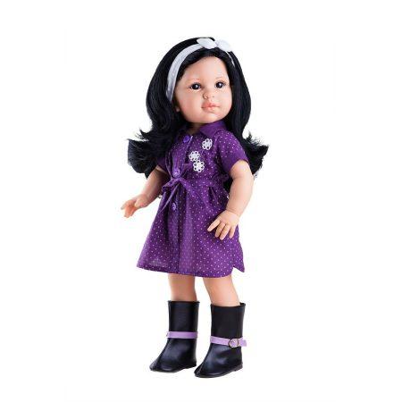 Játékbaba nagykereskedés -  Játékbaba hajas baba Lina Paola Reina