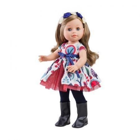 Játékbaba Emma Paola Reina 45 cm
