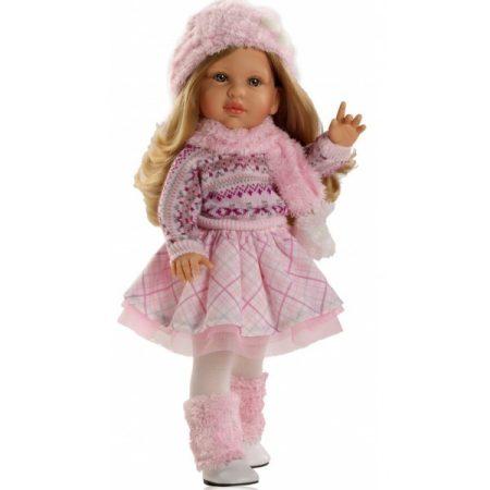 Játékbaba nagykereskedés - Játékbaba hajas baba Audrey Paola Reina