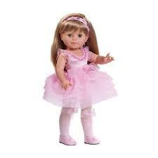 Játékbaba nagykereskedés - Játékbaba hajas baba Balerina Paola Reina