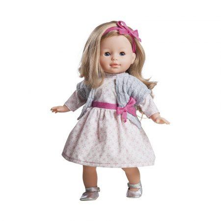 Conchi Angyali arcú játékbaba Paola Reina