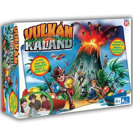 Vulkán Kaland Társasjáték Orbico