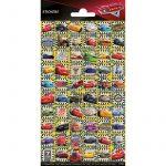 Verdák-Cars matrica 102x200mm Funny Product