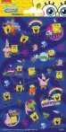 Spongyabob matrica 102x200mm Funny Products
