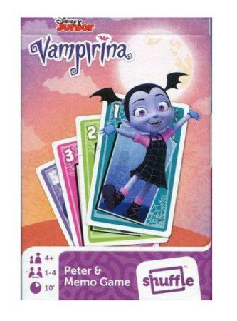 Vampirina, Fekete Péter és memória kártyajáték - Cartamundi