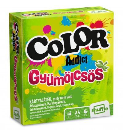 Color Addict - Gyümölcsözön kártyajáték -  Cartamundi