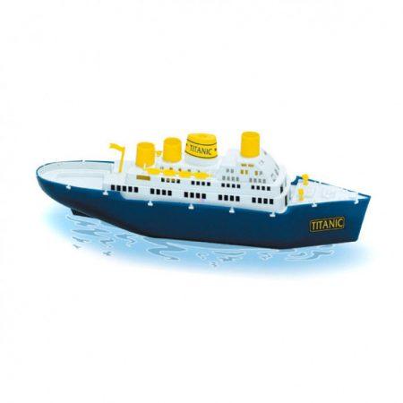 Titanic műanyag játékhajó 50 cm