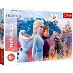 Frozen 2. Varázslatos utazás - 24 db-os MAXI puzzle Trefl