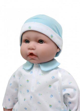Berenguer puhatestű játékbaba 34 cm cumisüveggel JC Toys
