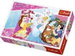 Disney Hercegnők - Meghívás a bálra puzzle 60 db-os Trefl