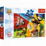Toy Story 4 60 db-os puzzle - Trefl