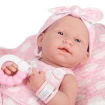 Berenguer újszülött élethű baba dinós témával - lány JC Toys