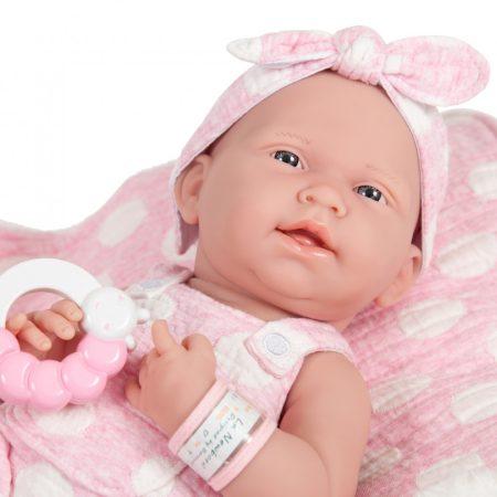 Berenguer újszülött élethű baba dinós témával lány - JC Toys