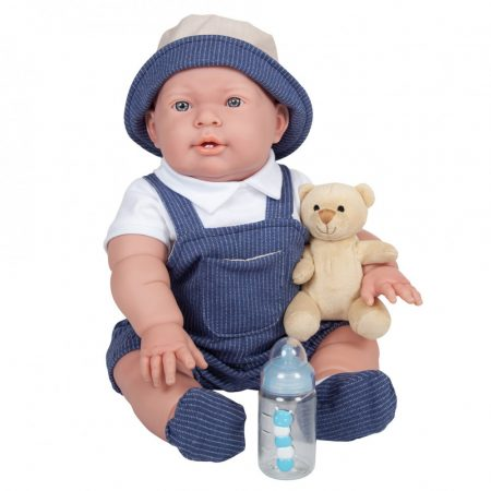 Berenguer Lucas 6 hónapos fiú élethű játékbaba 46cm JC Toys