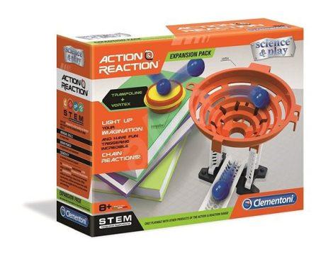 Action & Reaction pályaszetthez trambulin kiegészítő Clementoni