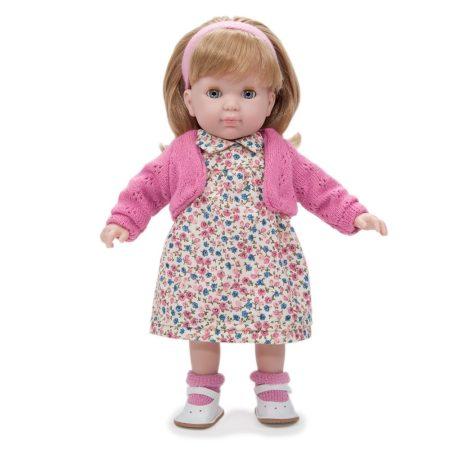 Játékbaba nagykereskedés -  Berenguer játékbaba szőke hajjal 36 cm