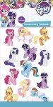 Tetkó matrica My Little Pony 102x200mm Funny Products
