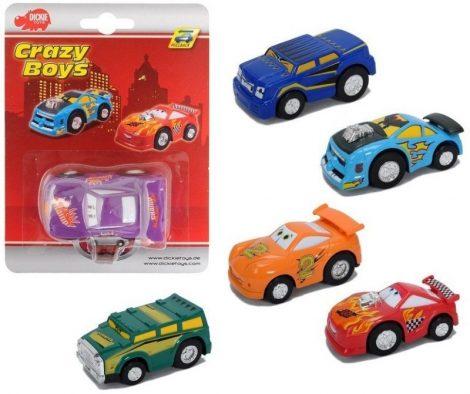 Crazy Boys játékautó Dickie Toys
