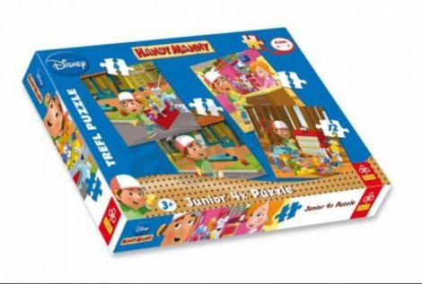 Handy Manny Junior Puzzle Trefl