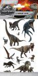 Jurassic Word - Gyerek matrica tetoválás - Funny Products