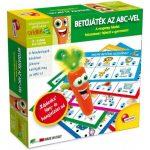 Interaktív elemes Carotina Betûjáték az ABC-vel