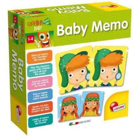 Carotina Basic assortment Baby Memo