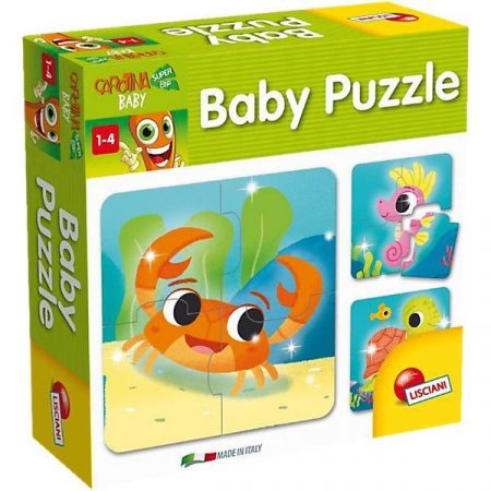 Carotina Basic assortment Baby Puzzle